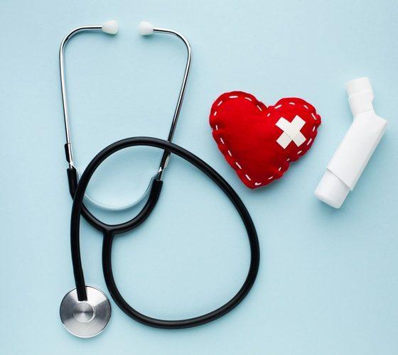5 principais sintomas da asma