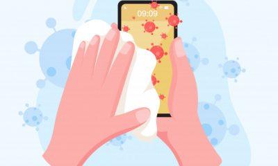 Coronavírus: quantas vezes e como limpar o celular?