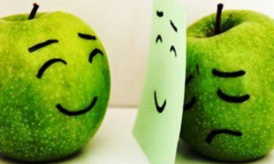 Tristeza e alegria