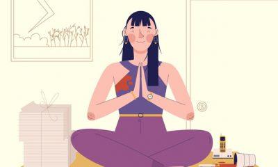 Saúde mental na pandemia: primeiros passos da meditação